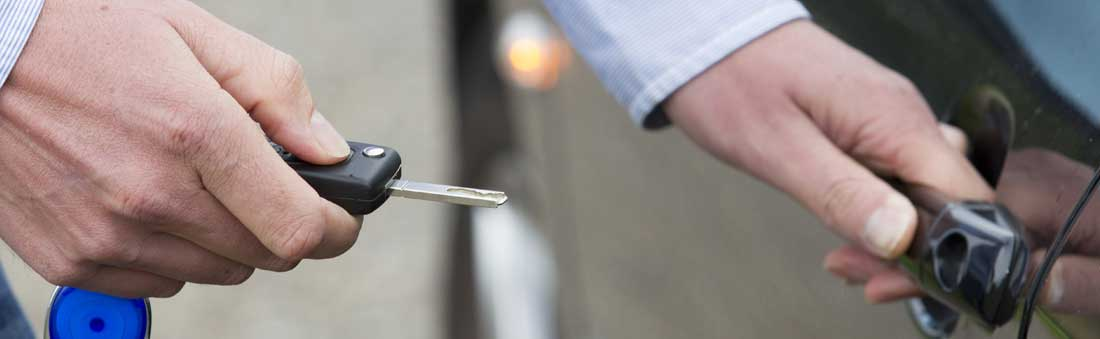 Range Rover Schlüssel