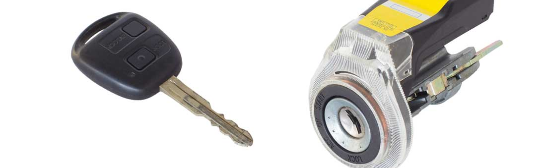 Yamaha Schlüssel nachmachen